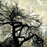 Tree Art Digital Art - Stormy Weather  by Ann Powell