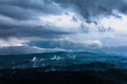 Pigeon Forge Photos - Stormy Weather by Ursula Lawrence