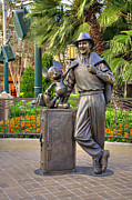 Disneyland Park Photos - Storytellers by Ricky Barnard