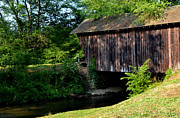 Eva Thomas - Stovall Covered Bridge