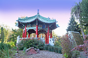 Jim Fitzpatrick - Stow Lake Pagoda in...