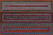 Lawrence Chvotzkin Metal Prints - Straight Line Symmetry Metal Print by Lawrence Chvotzkin