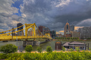 Allegheny Originals - Strange CLouds over Steel City by Ziaur Rahman