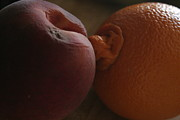Life Drawing Photo Originals - Strange Fruits by PaulaG
