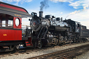 Strasburg Prints - Strasburg Railroad - 1051 Print by Paul W Faust -  Impressions of Light