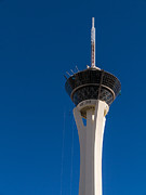 Stratosphere Photos - Stratosphere Las Vegas by Edward Fielding