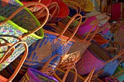 Dany Lison Photography - Straw bags colors