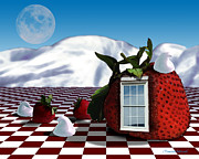 Deborah Verhoeven - Strawberries and Cream