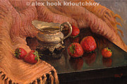 Alex Hook Krioutchkov - Strawberry. 2007