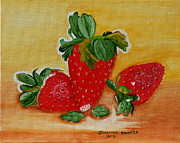 Johanna Bruwer - Strawberry delight