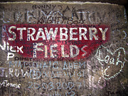 Beatles Photos - Strawberry Fields by Enrique  Coloma