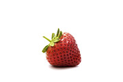 Kitchen Photos Posters - Strawberry II Poster by Natalie Kinnear