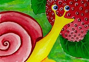 Lori Ziemba - Strawberry Snail