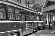 Nicky Jameson - Street Cars in Monochrome