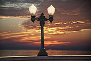 Larry Butterworth - Street Light With...
