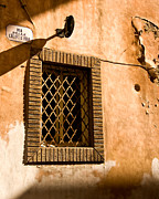 Window Bars Prints - Street of the Golden Keys Print by Steve Raley