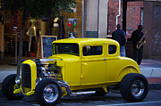 Jerry Mann - Street Rod