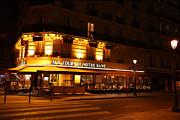Street Scenes - Paris France - 011324 Print by DC Photographer