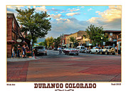 Tom Schmidt - Streets of Durango