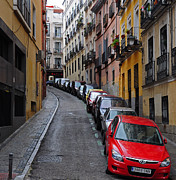 Srikanth Srinivasan - Streets of Madrid