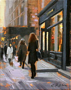 Chin H  Shin - Streets of Soho