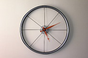 Bicycle Art Sculptures - Stretch by Michael Ediza