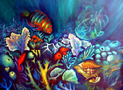 Lynn Buettner - Striped Fish