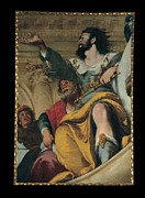 Parable Framed Prints - Strozzi Bernardo, The Parable Framed Print by Everett