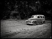 Stuck In The Mud Print by Edward Fielding