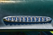 Name Prints - Studebaker Detail Print by Paul Ward