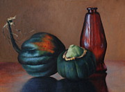 Chiaroscuro Originals - Study in Green by Dan Petrov