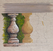 Richard Mountford - Study of Stonework