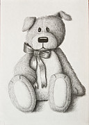 Jeanette K - Stuffed Toy Dog