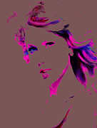 Taylor Swift Art - Stunning Swift by Brian Reaves