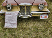 Hand-built Prints - Stutz Blackhawk Print by Thomas Young