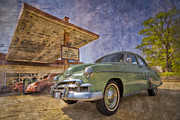 Rims Prints - Stylish Chevy Print by Debra and Dave Vanderlaan