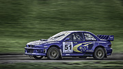 Nigel Jones - Subaru Imprezza