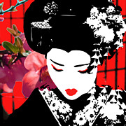 Japan Mixed Media - Sublime by dreXeL