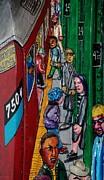 Subway 1 Print by Rob Hans