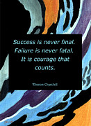 Success Print by Patricia Howitt