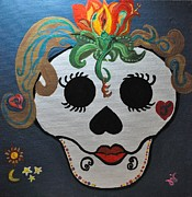 Sugar Skull Originals - Sugar  E by Jill Jacobs