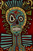 Sugar Skull Originals - Sugar Skull 1 by Jennifer Anne Harper