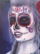 Sugar Skull Originals - Sugar Skull by Amber Hepting