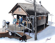 Ferrel Cordle - Sugarbush Cabin