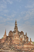 Ruins Photos - Sukhothai Historical Park - Sukhothai Thailand - 011315 by DC Photographer