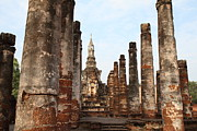 Ruins Photos - Sukhothai Historical Park - Sukhothai Thailand - 011321 by DC Photographer