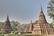 Ancient Photos - Sukhothai Historical Park - Sukhothai Thailand - 011339 by DC Photographer
