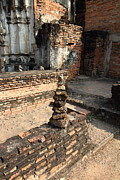 Sukhothai Historical Park - Sukhothai Thailand - 011358 Print by DC Photographer