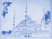 Justin Woodhouse - Sultan Ahmed Mosque...
