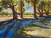 Pat Crowther - Summer Along The Canal